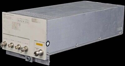 Hp Agilent 70340a 1-20ghz Microwave Synthesizer Signal Generator Module