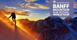 Looking for 2x, or 4x Banff Mountain Film Festival Tickets!