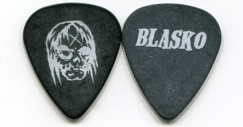 ROB ZOMBIE 1999 Hellbilly Tour Guitar Pick!!! ROB BLASKO custom concert stage #2