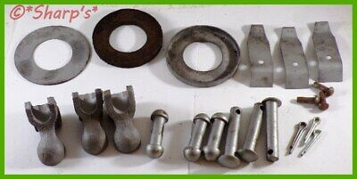 C74r A6121rjohn Deere A Ar Ao Clutch Clips Dogs Toggles Washer Retainer Kit