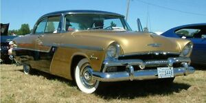 looking for 1955 or 1956 plymouth or dodge car parts or project