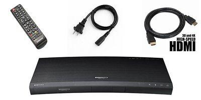 Samsung UBD-K8500 BLU-RAY Disc Player Curved 4K Ultra HD Smart WiFi Bluetooth