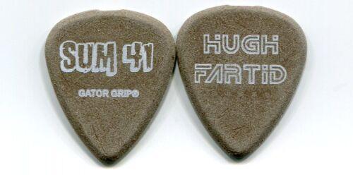 SUM 41 2003 Infected Tour Guitar Pick!!! DAVE BAKSH custom concert stage Pick #2