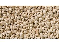 Cotswold chippings decorative gravel 1 ton bag