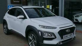 image for 2017 Hyundai Kona PREMIUM Hatchback PETROL Manual