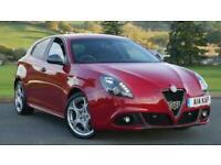 2017 ALPHA ROMEO Giulietta Multiair Sp Tb S-A Auto 5 door PETROL Automatic