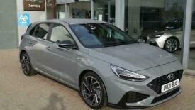 image for 2021 Hyundai i30 T-GDI N LINE Hatchback HYBRID Manual