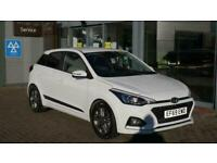 2020 Hyundai i20 T-GDI PREMIUM NAV Auto Hatchback PETROL Automatic