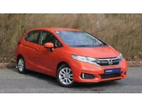 2018 Honda Jazz I-VTEC SE Hatchback PETROL Manual
