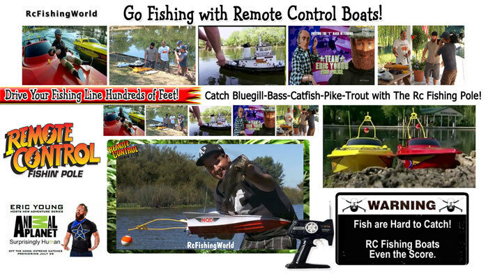 Rc Fishing World