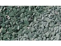 Green Slate Chippings (Dumpy Sacks)