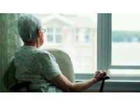 CARING FOR AN ELDERLY? HELP AND SUPPORT OFFERED