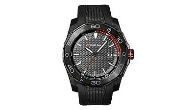 Original Audi Uhr Audi Sport schwarz Armbanduhr Audi Sport schwarz Uhr