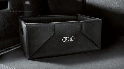 Originale Audi Scatola bagagliaio pieghevole Accessori Per tutti modelli