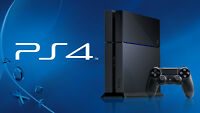 play station4 open box one month wranti 500gb with box $350