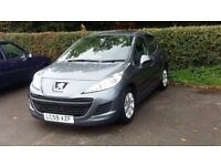 For Sale - Peugeot 207 S, 59 reg, low miles, excellent inside/outside condition