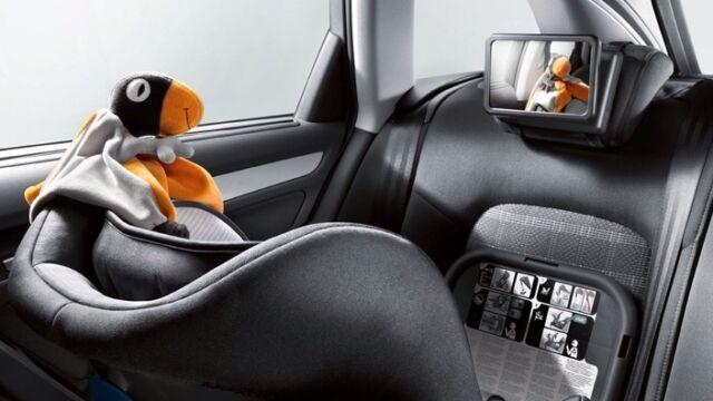 Audi Original Accessory Babyspiegel / Baby Mirror 8V0084418