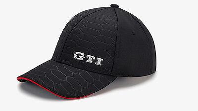 Original Volkswagen GTI Cap schwarz 000084300AD041