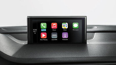 Genuine Audi Smartphone Interface Retrofit Q2 A6 A7 Q7 R8 RS6 RS7