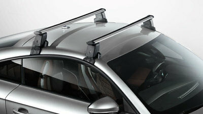 NEW GENUINE AUDI TT TTRS MK3 COUPE ACCESSORY ROOF BARS SET for sale  Shipping to Ireland