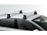Genuine Audi A6 roofbars