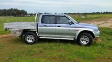 2000 Mitsubishi  Triton GLS 4x4 Salisbury Downs Salisbury Area Preview