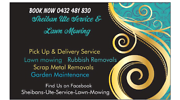 https://www.facebook.com/Sheibans-Ute-Service-Lawn-Mowing-1925249 Springfield Lakes Ipswich City Preview