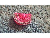 Lovely little beaded purse