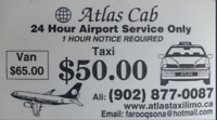 Atlas cab and limo