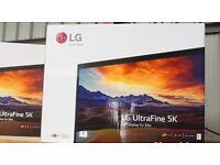 "LG ULTRAFINE 5K 27"" DISPLAY FOR MAC RRP £1179"