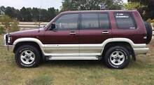 2001 Holden Jackaroo Wagon Yass Yass Valley Preview