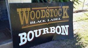 large metal sign great for the man cave Thagoona Ipswich City Preview