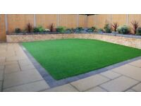 Landscaping Paving fencing turfing garden services driveways flagging decking artificial grass wall