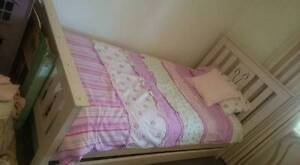 X 2 Children Wooden Beds Chelsea Kingston Area Preview