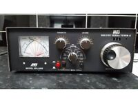 The MFJ-969 300-Watt Antenna Tuner