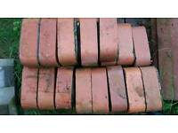 x20 antique reclaimed clay bricks rounded edge
