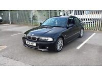 BMW 325ci msport