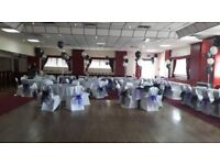 White Wedding chair covers - Ideal for weddings party's and birthdays !