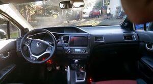 2014 Honda Civic Si Sedan Prince George British Columbia image 6