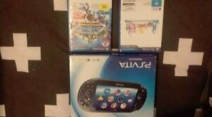 PS VITA PLUS 2 GAMES Fairy Meadow Wollongong Area Preview
