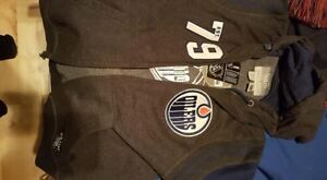 NHL CLOTHING - EDMONTON AND MONTREAL