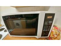 Combi microwave oven. as new