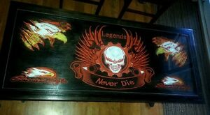 Harley Davidson One Of A Kind coffee table