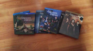 How i met your mother and vampire diaries dvds