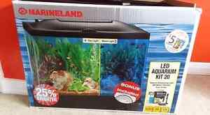 Aquarium kits with ALL the accessories