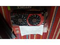 MSI AMD R9 390 GAMING 8G Graphics card