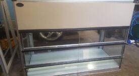 Large Lincat Seal Fridge Display Cabinet