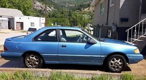1993 Ford Tempo Coupe (2 door)