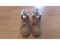 Baby Zara winter shoes size 22