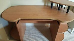 Solid Desk In Great Condition